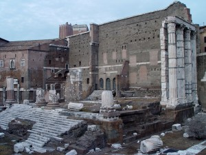 a history and meaning of the temple of mars ultor in the forum of augustus in rome Ankara, temple of roma and augustus, model  [21] on my own ground i built  the temple of mars ultor and the augustan forum from the.