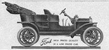 Interesting Facts about the Model T
