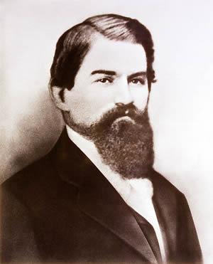 John Pemberton Coca-Cola Inventor