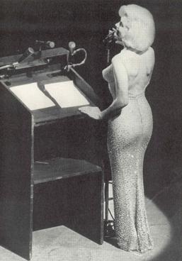 Marilyn Sings Happy Birthday