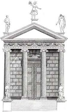 Temple of Mater Matuta