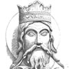 Clovis King of the Franks
