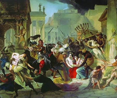Genseric Sacks Rome
