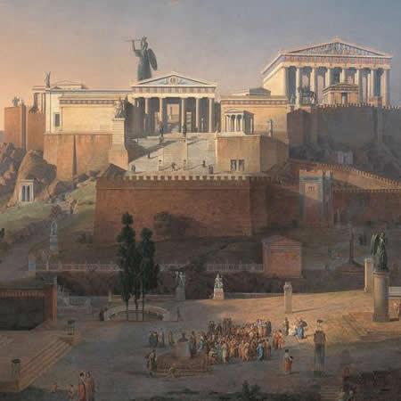 Parthenon - Temple to Athena