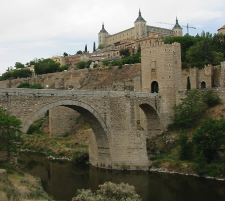 Alcazar Bridge - Toledo