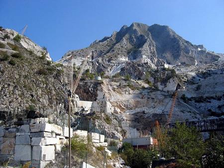 Carrara - Marble Quarry