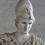 Pallas-Athena Goddess of Wisdom