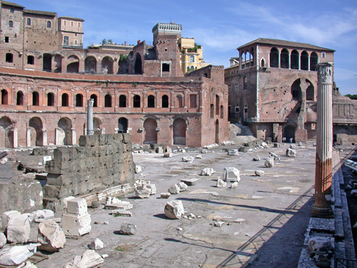 Trajan's Forum and Market