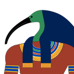 Thoth – Scribe of the Gods