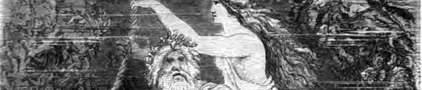 Aegir – God of the Ocean