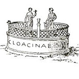 Shrine of Cloacina – Sacrum Cloacina