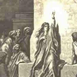 Deborah, Israelite Prophetess – Summary